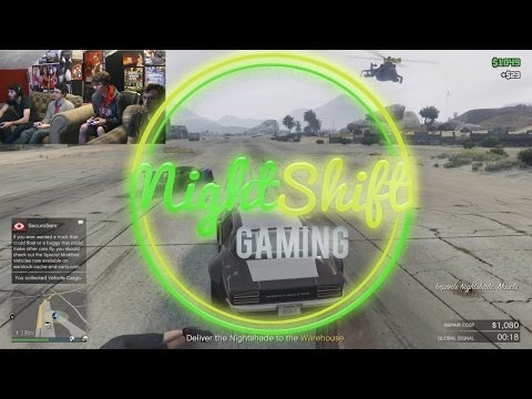Grand Theft Auto 5 - ( Funny VIP Work )
