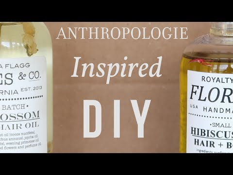 DIY Anthropologie - Inspired Bath Products | Royalty Soaps