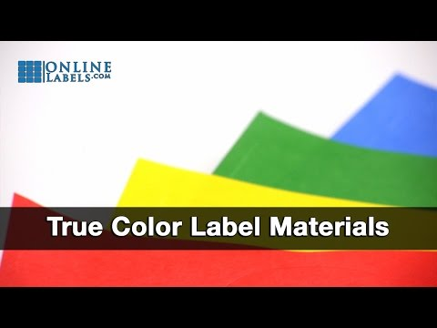 True Color Labels - See Features and Uses