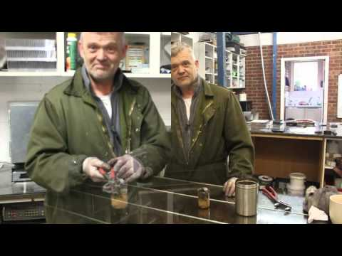 Making High Performance Supercapacitor Materials - 1