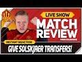 Goldbridge Back SOLSKJAER Now Manchester United 2 1 Brighton