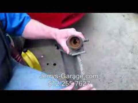 Auto Repair Round Rock Texas-Radiator Rust
