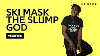 "Ski Mask The Slump God ""BabyWipe"" Official Lyrics & Meaning 