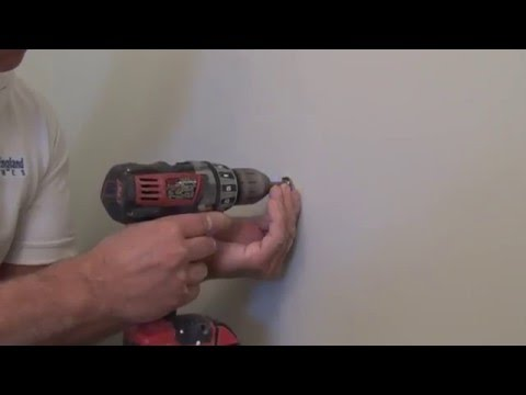 How To Build A House: Cleaning and Toilet Paper Holder Installation Ep 67
