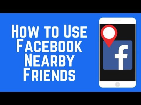 How to Use Facebook Nearby Friends – Meet Up with Close By Friends