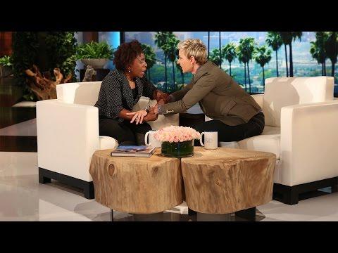 Ellen Makes Dianna Beasley's Wish Come True