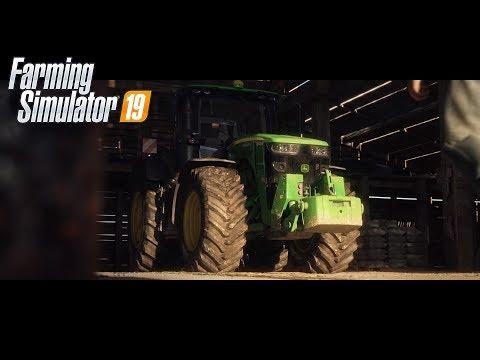 FARMING SIMULATOR 2019 TRAILER REVIEW JOHN DEERE, CASE IH & MORE! LIVE
