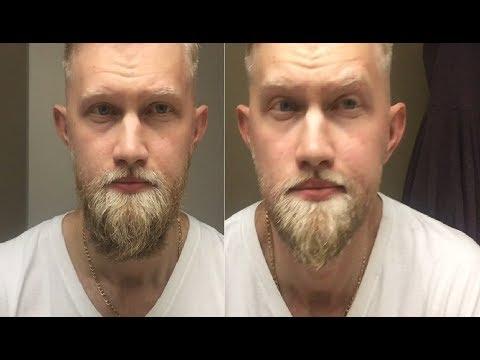 VANDYKE STYLE, propper beard CLEAN UP!