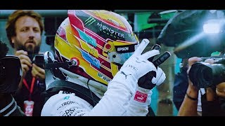 "ᴴᴰ| Lewis Hamilton | ""4 for LH44"" | 2017 World Champion"