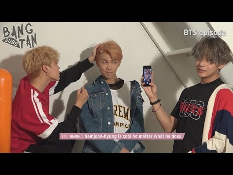 [ENG] 171004 [EPISODE] BTS (방탄소년단) LOVE YOURSELF 承 'Her' Jacket shooting sketch
