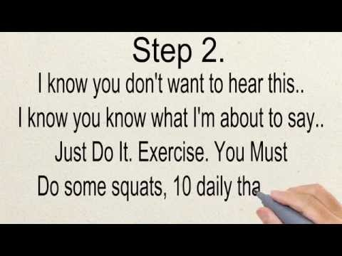 How To Get A Bigger Butt in 2 Days Without Going To The Gym!