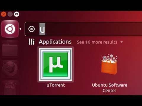 How To Create a Custom Launcher For Unity Desktop in Ubuntu
