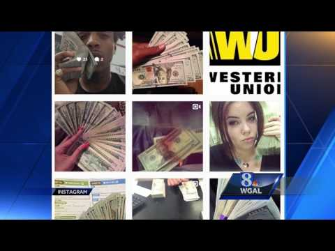 Watch out for 'money flip' scam on Instagram