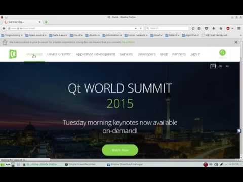install qt5 on opensuse 13.2