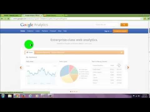 How to add google analytics to your weebly site tutorial to track traffic / visitors