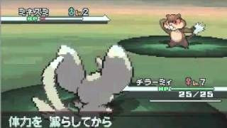 Pokemon Black And White Walkthrough Part 1