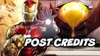 Download Avengers Endgame New Post Credit Scene and Marvel Comic Con Panel Breakdown Video