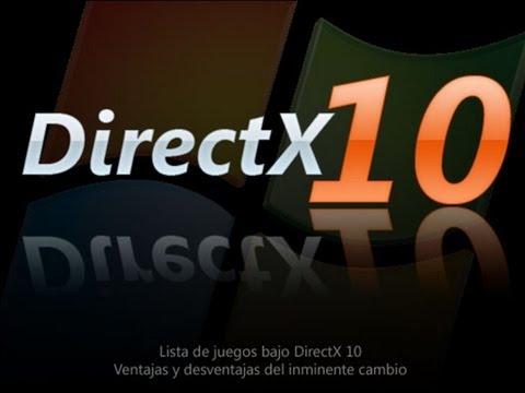 Directx10 Para Xp