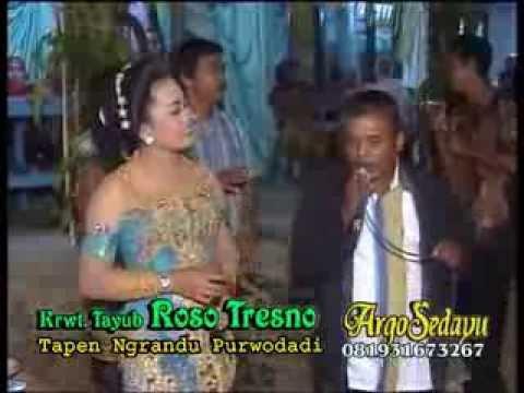 Lirik Lagu ROSO TRESNO Sragenan Karawitan Campursari - AnekaNews.net