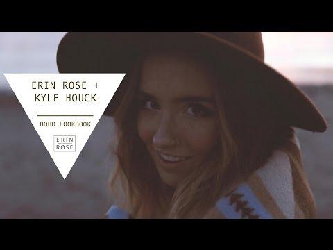 Summer Festival Lookbook (ft. Kyle Houck) | Erin Rose