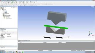 Simulation of Airbag Inflation Workbench LS-DYNA (ACT Extension