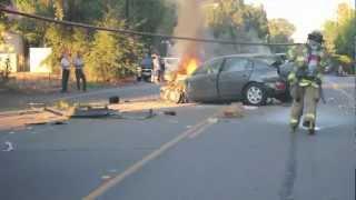 Drunk Driving Accident on Fair Oaks Blvd. Carmichael, CA