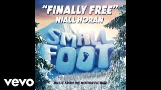 """Niall Horan - Finally Free (From """"Small Foot""""/Audio)"""