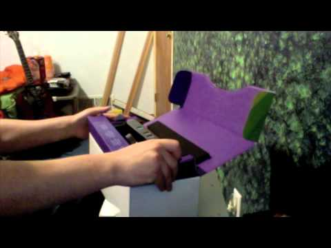 Kinect for Xbox 360 unboxing