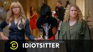Idiotsitter - Billie Drops the B Word