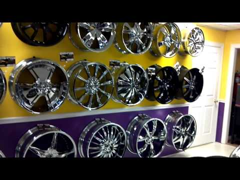 Pilgreen wholesale wheels n tires new showroom