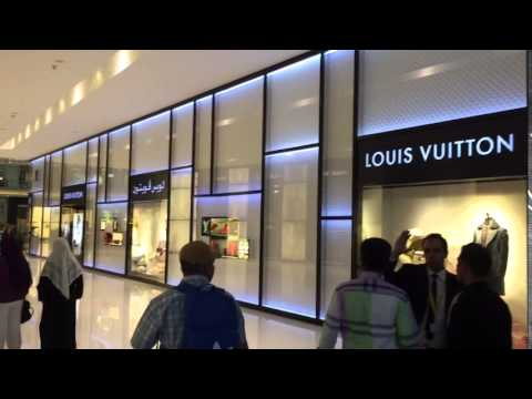Louis Vuitton store Dubai