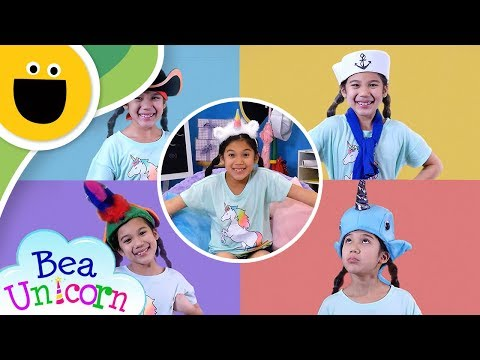 Row Row Row Your Boat | Bea Unicorn (Sesame Studios)