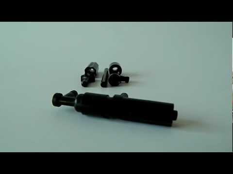 LEGO Star Wars How-to-Build #4: Minigun
