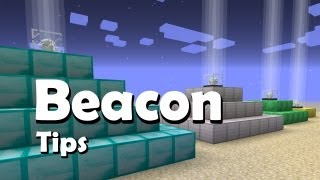 Minecraft Beacon How To Make And Use Beacons