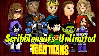 Scribblenauts Unlimited 276 Avengers Infinity War (AND MAJOR