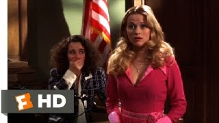 Legally Blonde (11/11) Movie CLIP - Elle Wins! (2001) HD