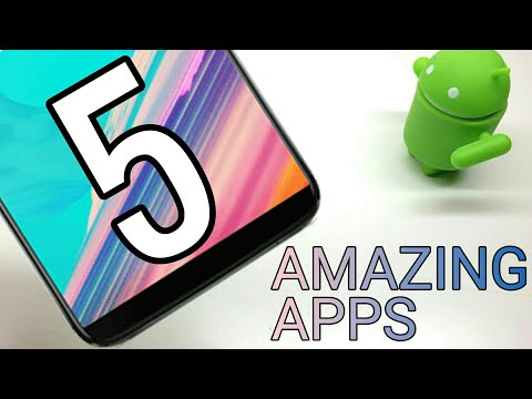 5 BEST Android Apps - December 2017