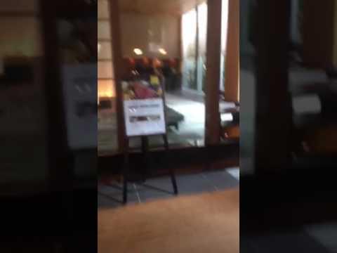 Hotel Niwa entrance