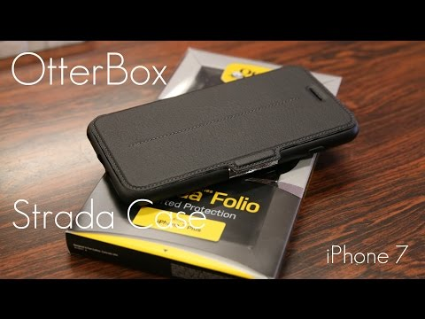 Luxury Leather! - OtterBox Strada Case iPhone 7 & 7 Plus - Review / Demo