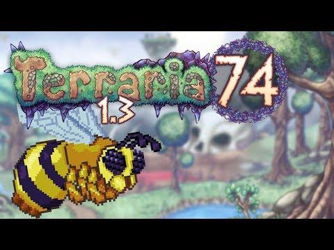 Terraria 1.3 Part 74 - HOW DID THIS HAPPEN?