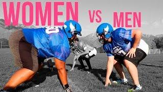 Men vs Women - Men Try Women