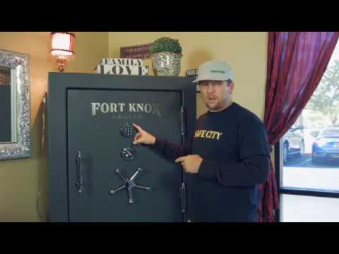 Fort Knox Safe Lock Options