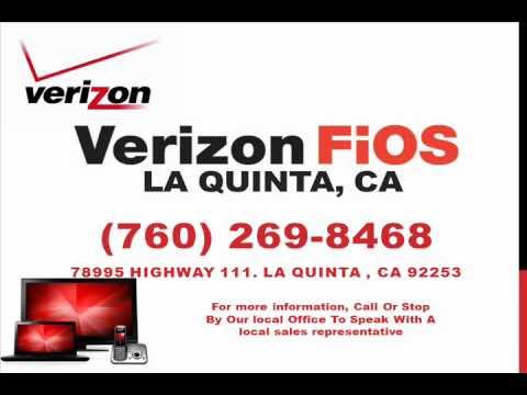 Verizon Fios La Quinta - Get Verizon Fios TV, Internet & Home Phone in La Quinta, CA 92253
