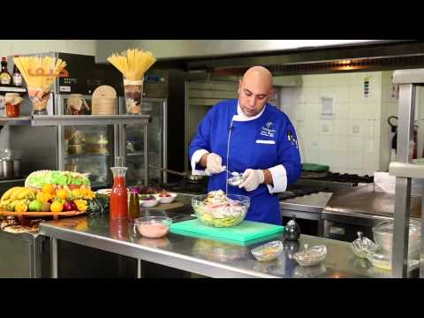 Healthy Food with Chef Saher   e022   Tajen chicken with Vegetables final