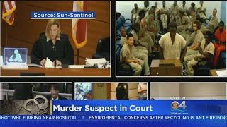 Suspect In Killing Of North Lauderdale Store Clerk Appears In Court