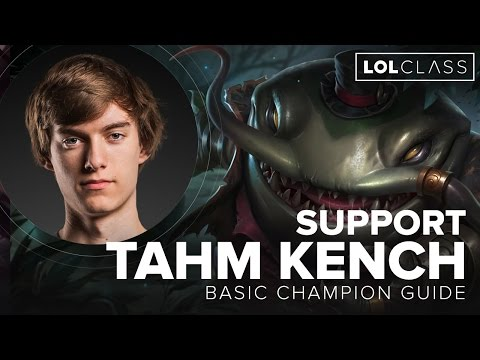 Cloud9 BunnyFuFuu Tahm Kench Preseason Support Guide | League of Legends