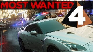 Need for Speed Most Wanted Walkthrough & Gameplay Part 4 - Alfa Romeo Beat ! [Xbox 360/PS3/PC]