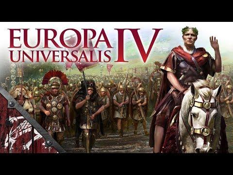 Let's Play EU4 Imperium Universalis Ep44 ROMA INVICTA!