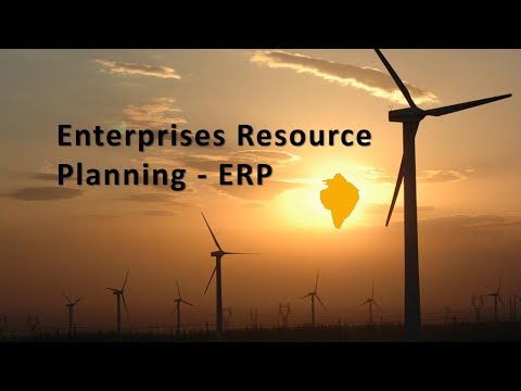 What is ERP System? (Enterprise Resource Planning Software)