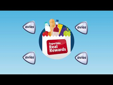 Turn your SuperValu Real Rewards into flights with Aer Lingus